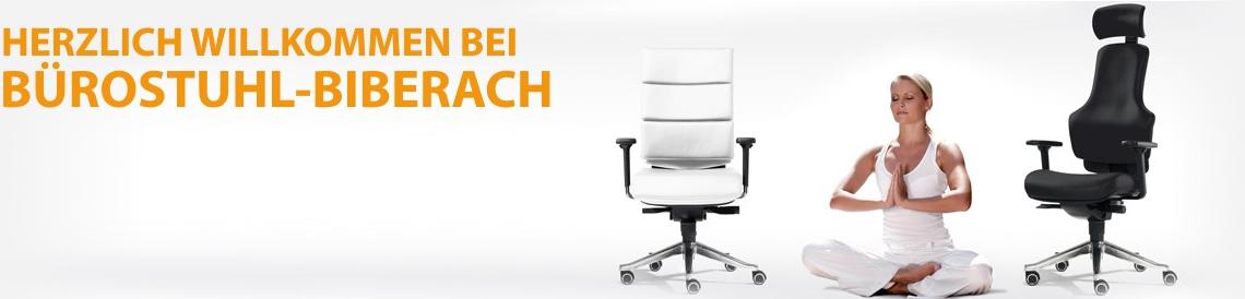 Bürostuhl-Biberach - zu unseren Chefsesseln